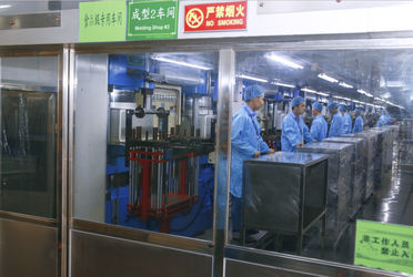 silicone molding products production line 2